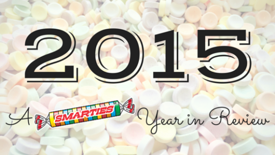 2015 Smarties Year in REview