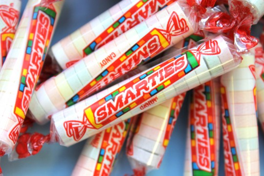 Be Yourself, Be a Smartie
