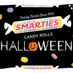 Smarties 18oz Halloween bag
